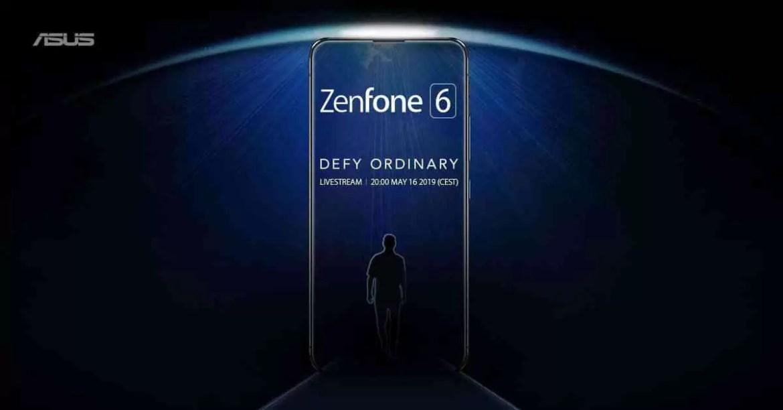 Asus Zenfone 6 / Z sem notch pronto para lançamento a 16 de maio 1