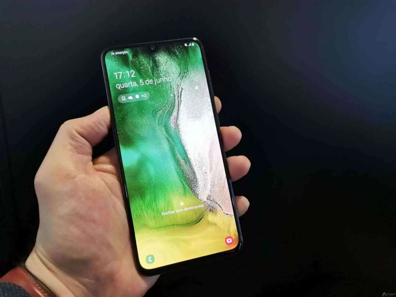 Análise Samsung Galaxy A70: Um topo de gama disfarçado 4