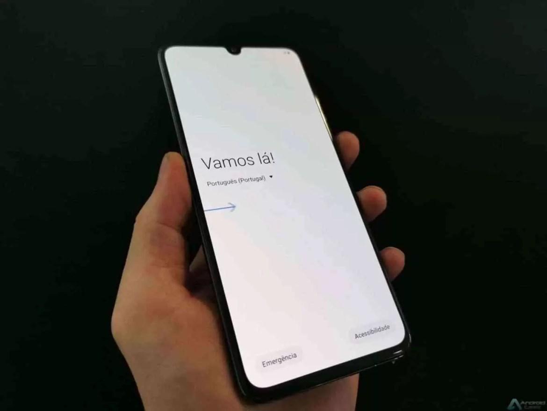 Análise Samsung Galaxy A70: Um topo de gama disfarçado 1