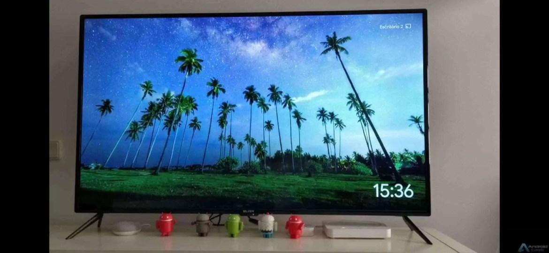 "Análise: TV Silver LE-55Z1 SmartTV 55"" LED 4K UHD 3"