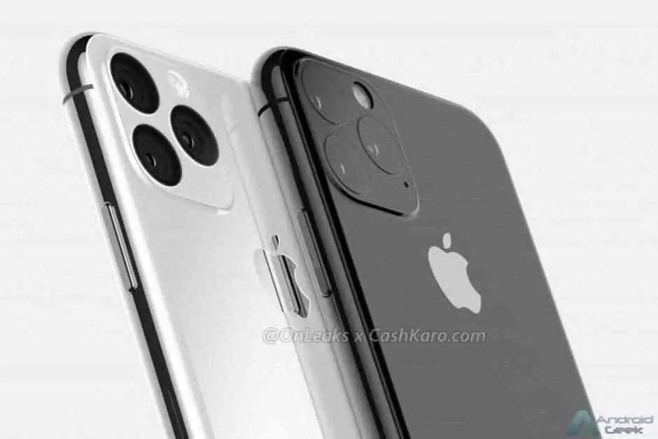 iPhone XI vai ter uma corcunda tão grande que podia ser o telefone oficial de Notre Dame 1