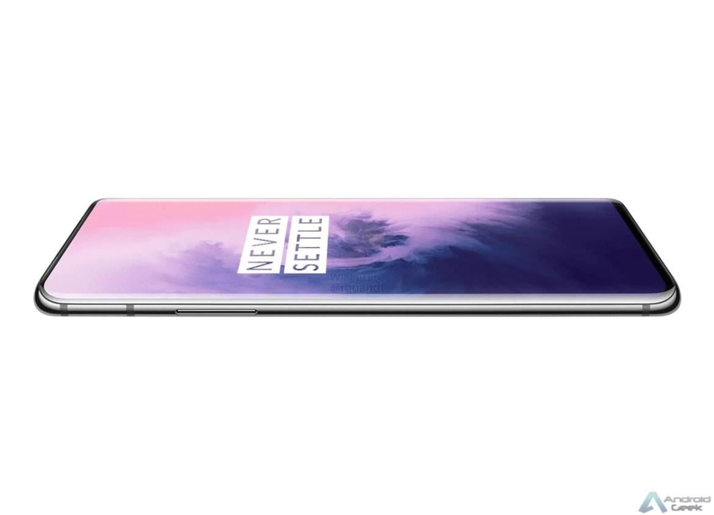Este é o OnePlus 7 Pro em Amêndoa, Nebulosa Azul e Espelho Cinza 3