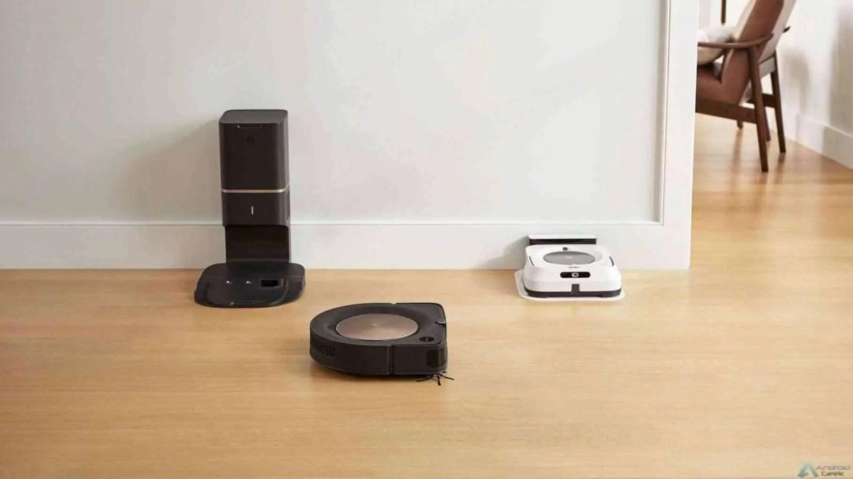 iRobot apresenta os novos Roomba s9+ e Braavajet m6, os robots mais avançados da marca 3