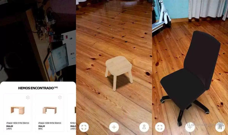 Experimente os móveis da Ikea sem comprá-los Com a sua nova aplicação