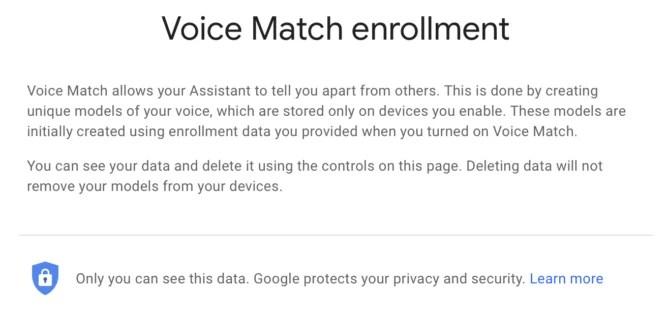 Sabem como excluir as gravações de treino Ok Google da base de dados do Google 2