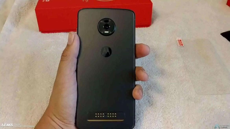 Motorola Moto Z4: Aqui estão todos os recursos, fotos e vídeos unboxing 3