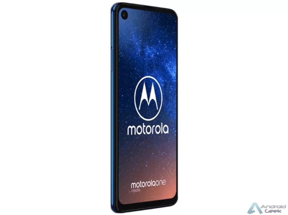 Motorola One Vision aparece em detalhe não deixa nada à imaginação 1
