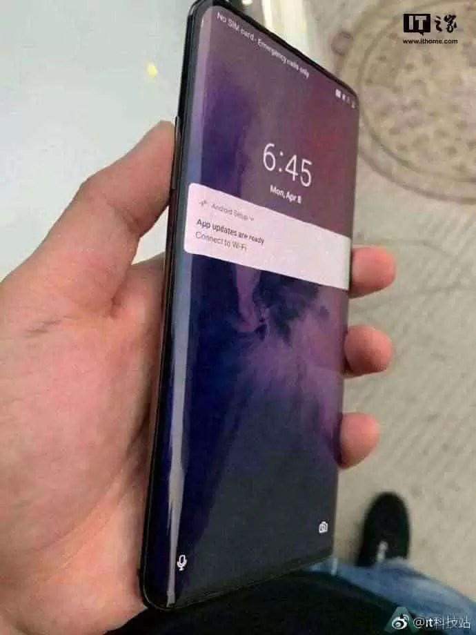OnePlus 7 vem com um ecrã P3: O que é isso? 1