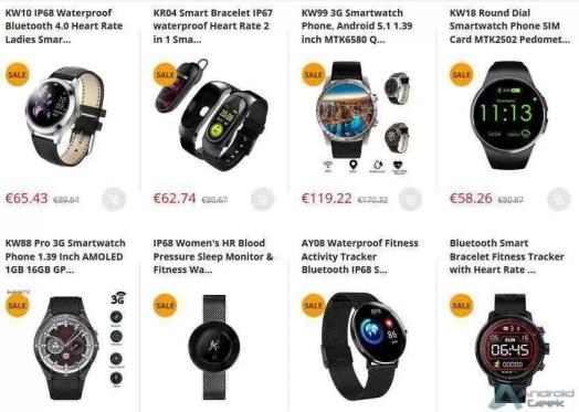 [DEAL ALERT] Smartwatches para todos os gostos a preços acessíveis? Vejam aqui! 1