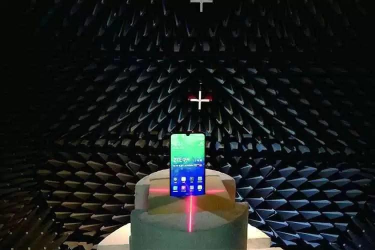 ZTE Axon 10 Pro 5G recebe certificação 5G CE 1
