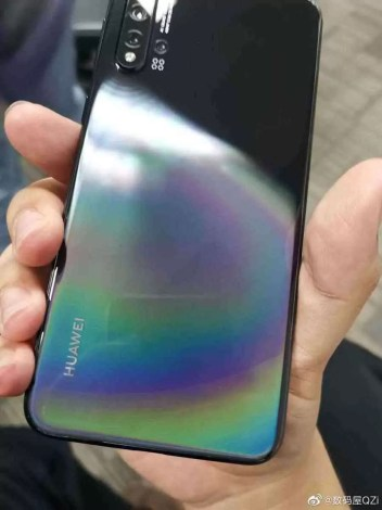 Huawei Live 5 Pro tiro ao vivo