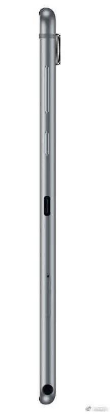 MediaPad M6 render