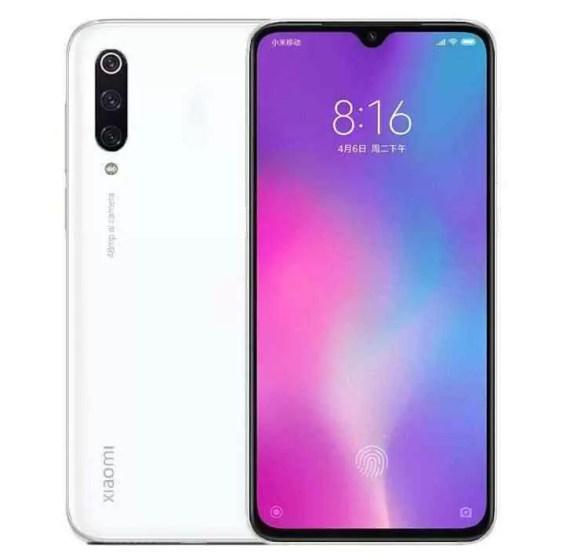 Xiaomi Mi CC9, CC9e em fuga de informação, revela especificações e preços 1