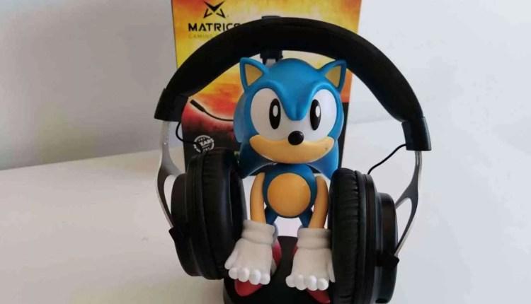 Análise Matrics Storm Pro Gaming Headphones que vão adorar conhecer 23
