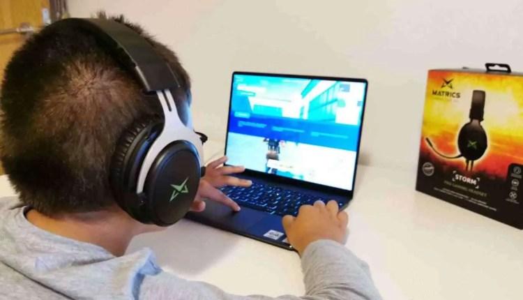 Análise Matrics Storm Pro Gaming Headphones que vão adorar conhecer 7