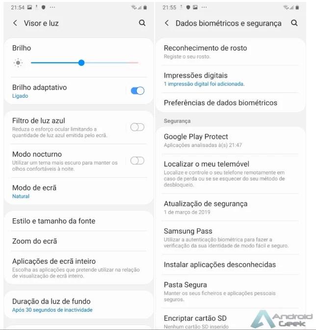 Análise Samsung Galaxy A70: Um topo de gama disfarçado 7