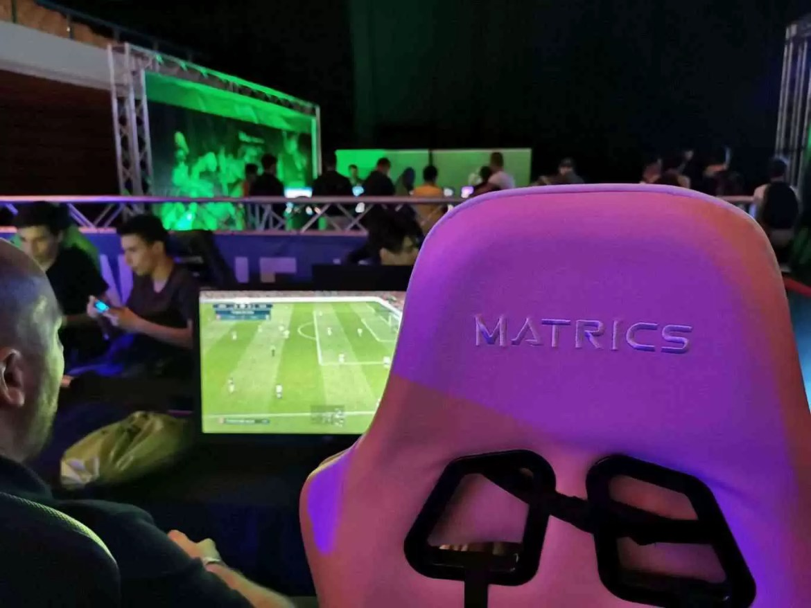 Pro Gaming Chair THRONE da MATRICS pode ser o que vos faltava para chegar mais longe 4