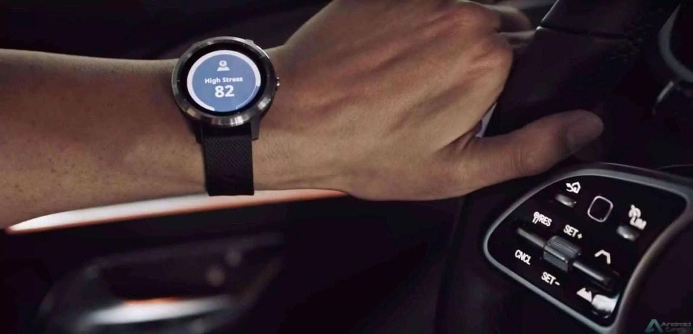 Garmin e Mercedes Benz lançam edição especial do vivoactive 3 2