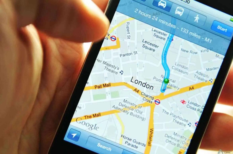 Google Maps ainda mais útil e inteligente 1