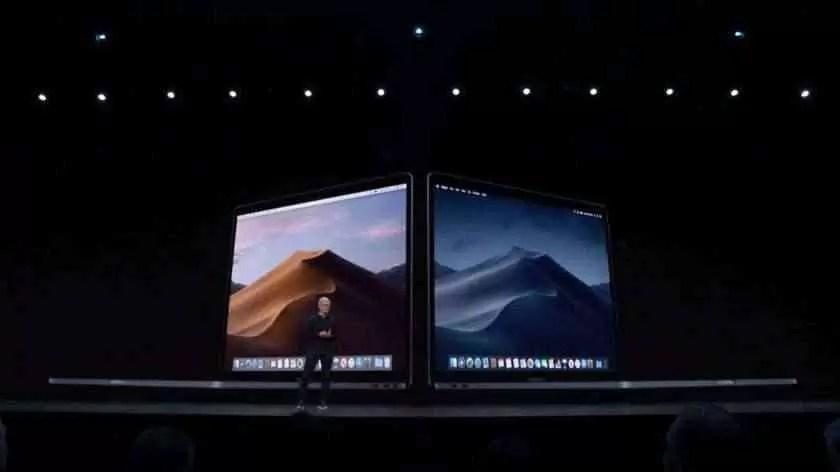 Uma imagem da Apple WWDC 2019.