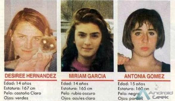 NETFLIX. Série Espanhola de Crimes Verdadeiros: Os Assassinatos de Alcàsser - vejam o Trailer 2