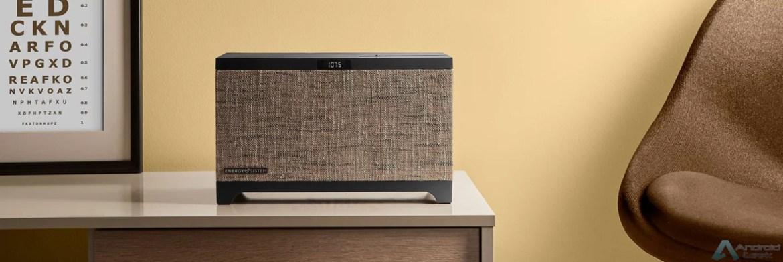 Nova série Home Speaker: um som de luxo com um design muito cuidado 1