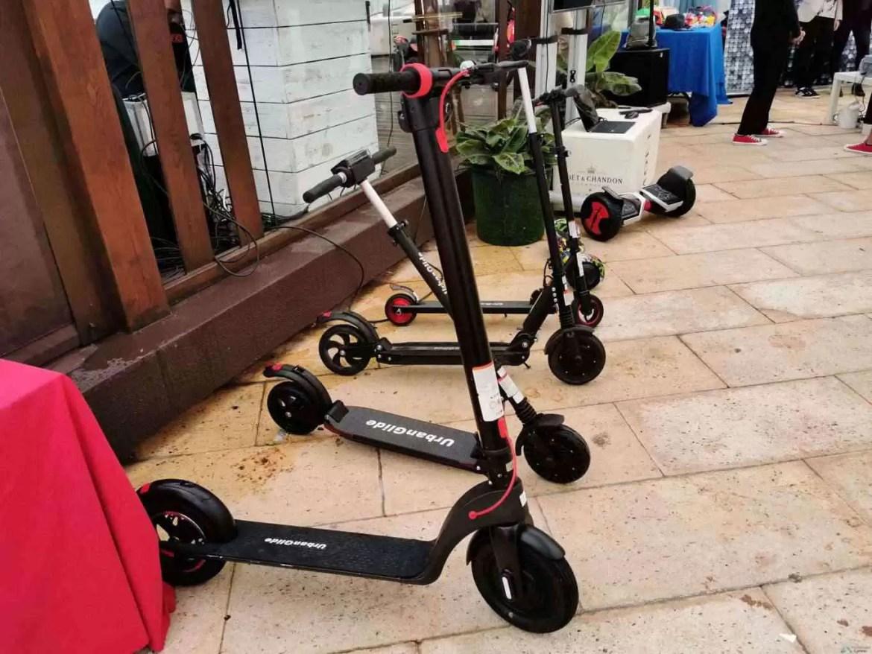 UrbanGlide apresenta em Portugal uma gama de mobilidade urbana poderosa 4