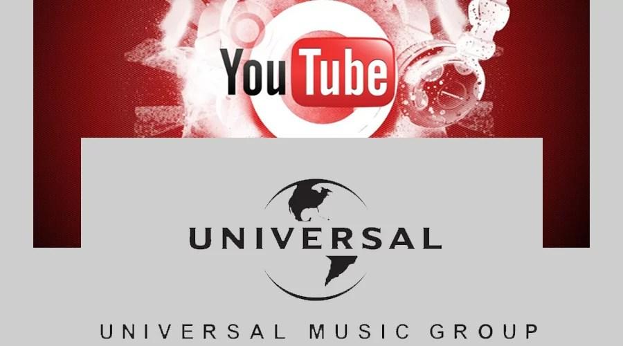 YouTube e Universal Music Group remasterizam êxitos mais emblemáticos de todos os tempos 1