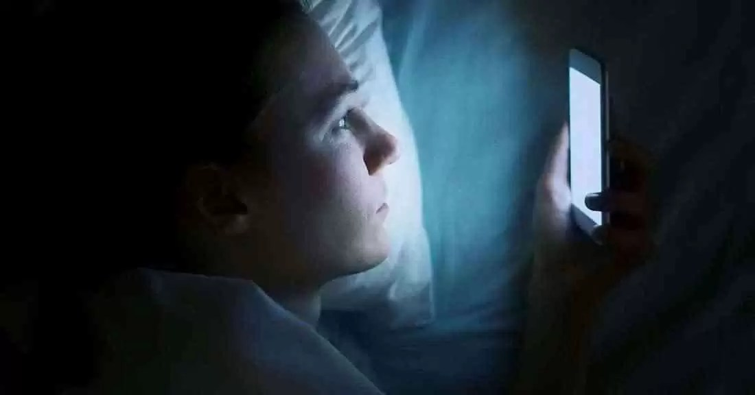 Filtro de luz azul Android