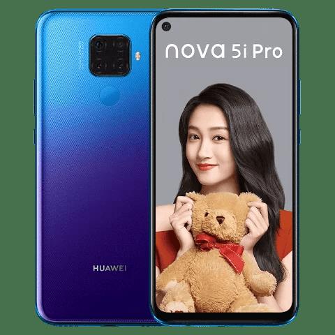 Huawei Nova 5i Pro Aurora