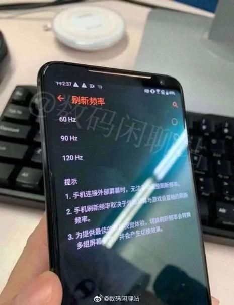 Asus ROG Phone 2 Image Leak