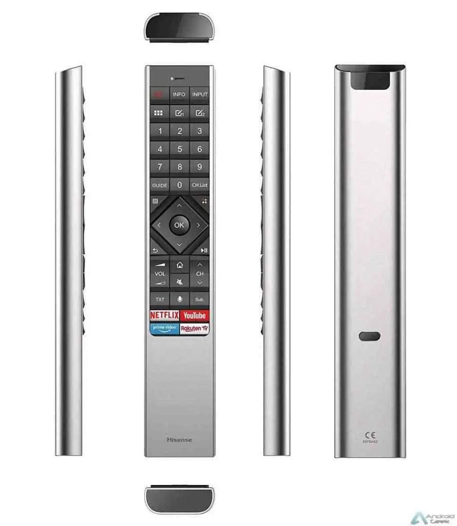 Análise TV Hisense H55U8B. Premium a bom preço 4