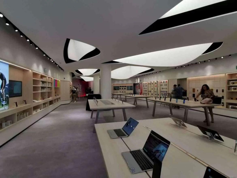 Espacio Madrid é a maior loja Huawei na Europa e é hoje aberto ao público 2