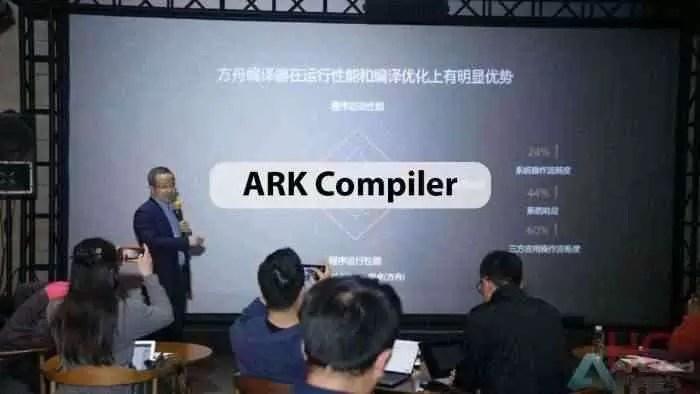Ark Compiler da Huawei será open source em agosto 1