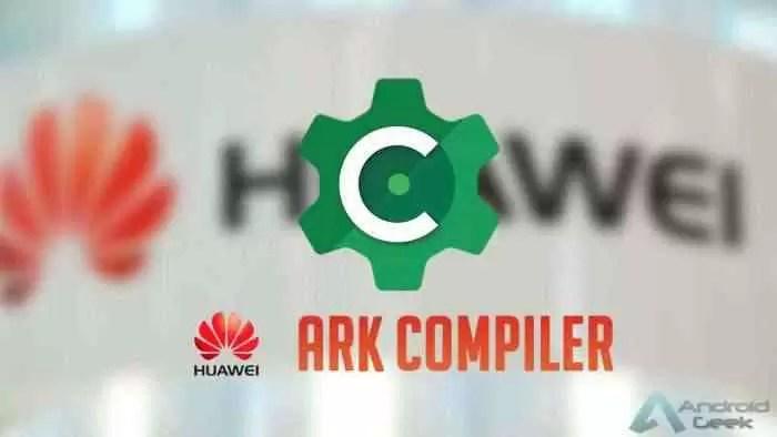 Ark Compiler da Huawei será open source em agosto 2