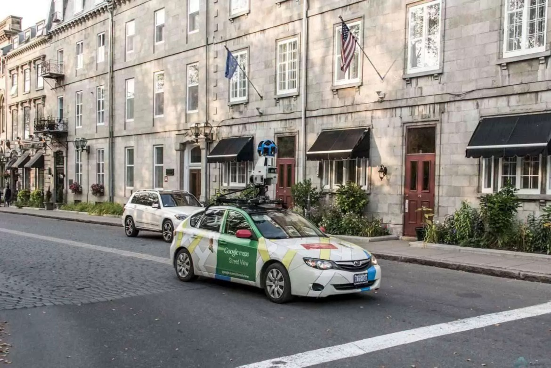 Conheçam a tecnologia por detrás do Google Maps 3