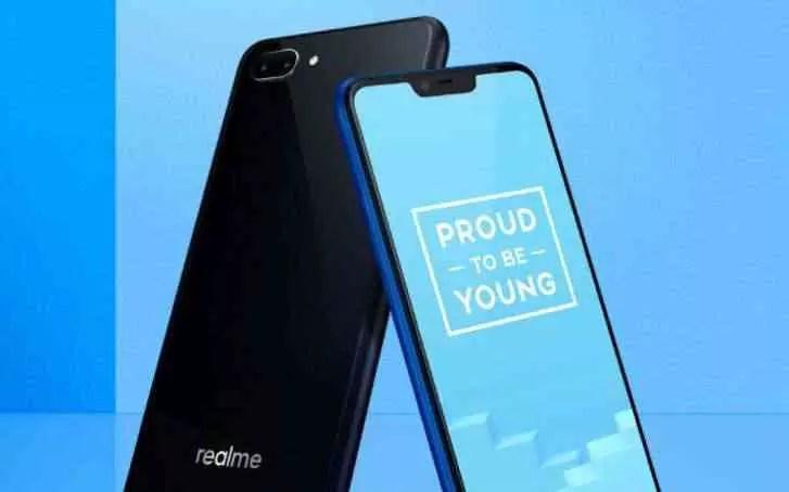 Realme C1 é o mais recente telefone para obter atualização do Android Pie