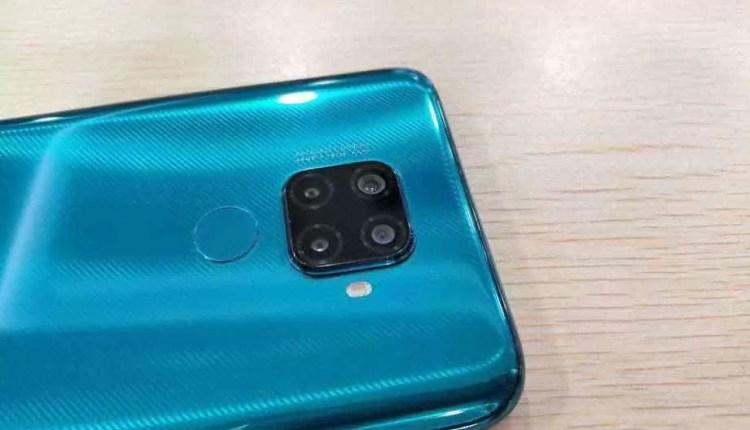 Huawei Nova 5i Pro (Mate 30 Lite) revelado em imagens reais 3