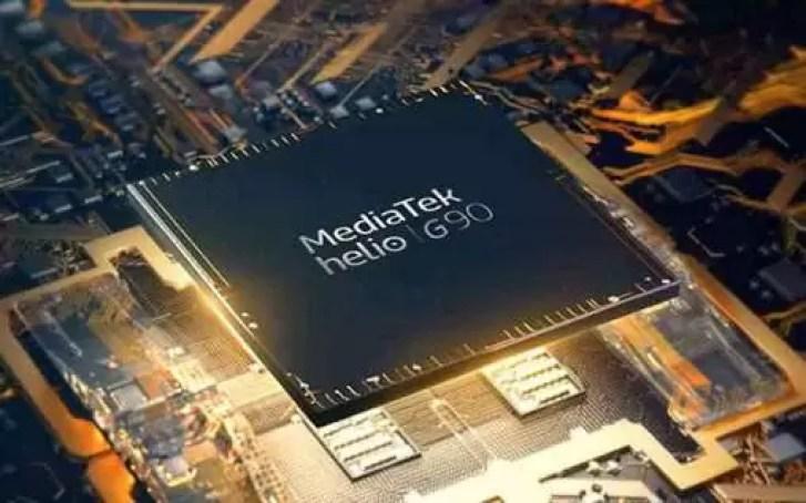MediaTek SoC Helio G90 para jogos, tem data de lançamento a 30 de julho 2