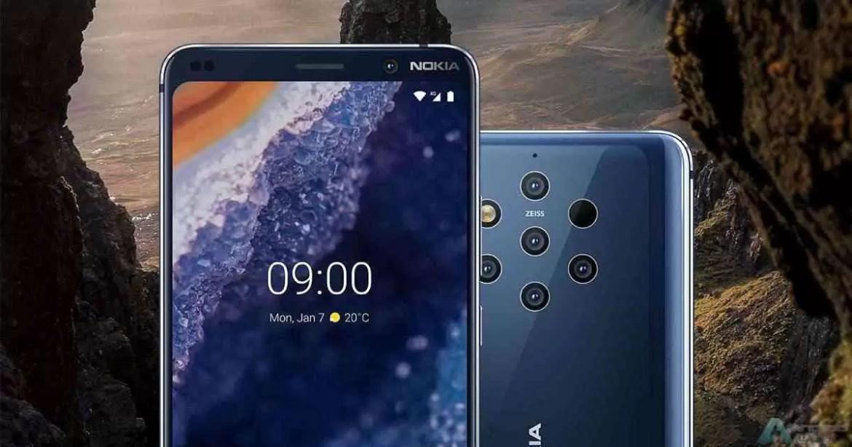 Nokia 9.1 poderia chegar com melhores câmaras e um Snapdragon 855 1