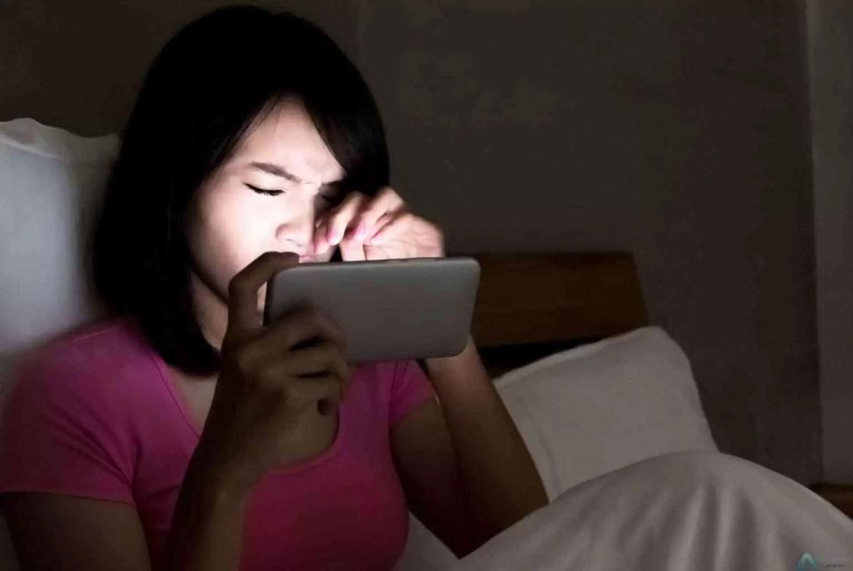 O que é o filtro de luz azul no nosso smartphone Android como o podemos e devemos usar? 2
