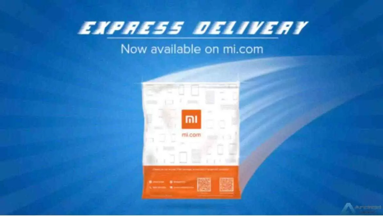 Serviços de entregas Mi Express, da Xiaomi lançados na China 1