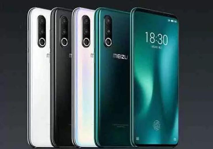 Meizu 16s Pro chega com Snapdragon 855 Plus e sem entalhe 2