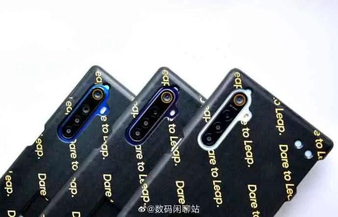 Realme 5, 5 Pro e X Pro
