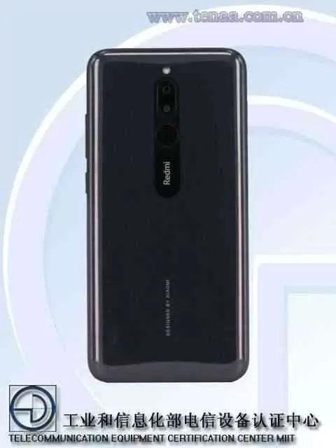 Xiaomi M1908C3IC TENAA