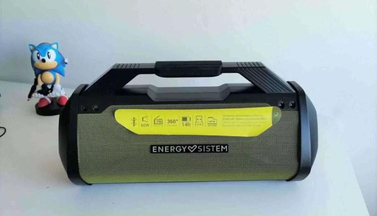 Análise Energy Sistem Outdoor Box Beast - Uma verdadeira Besta de coluna portátil 33