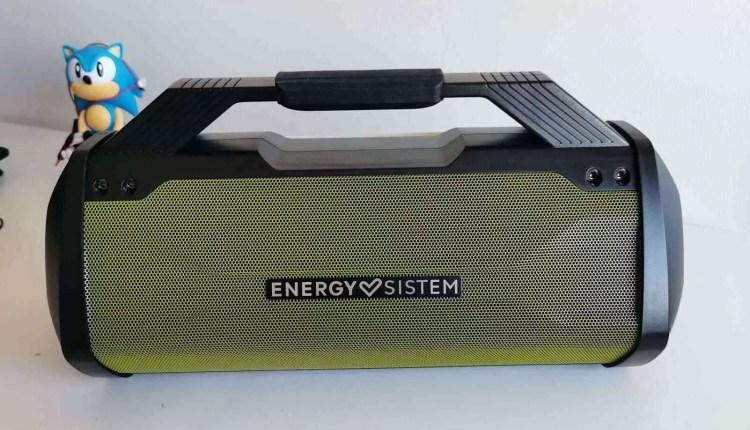 Análise Energy Sistem Outdoor Box Beast - Uma verdadeira Besta de coluna portátil 32