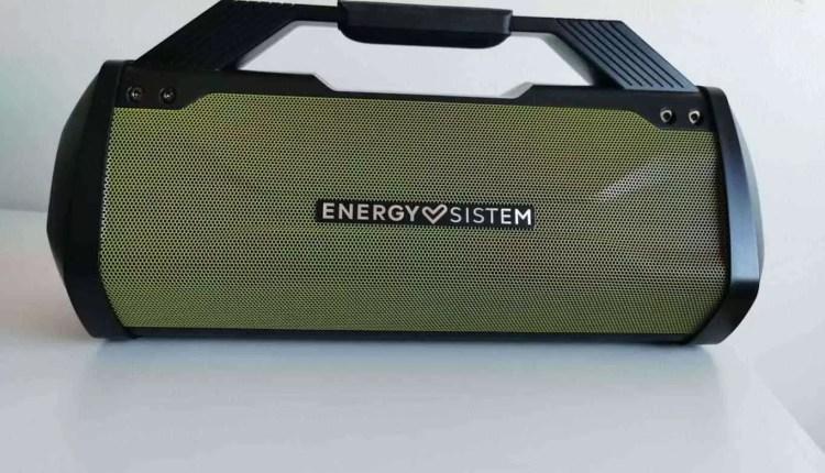 Análise Energy Sistem Outdoor Box Beast - Uma verdadeira Besta de coluna portátil 31