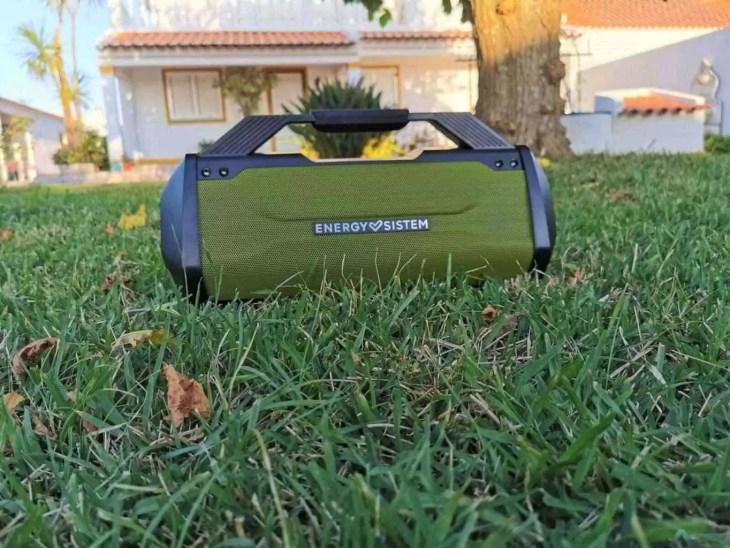 Análise Energy Sistem Outdoor Box Beast - Uma verdadeira Besta de coluna portátil 18