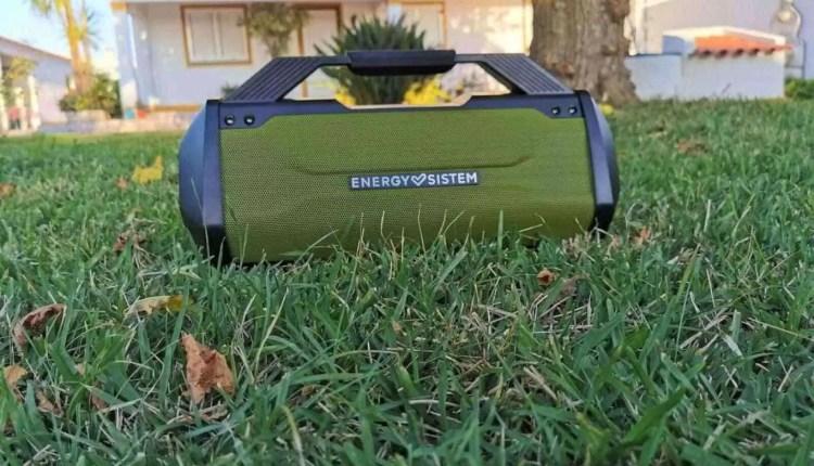 Análise Energy Sistem Outdoor Box Beast - Uma verdadeira Besta de coluna portátil 29
